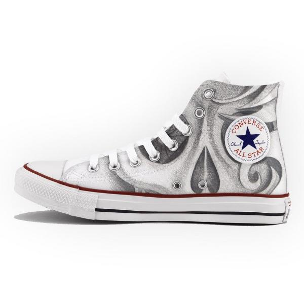 Drawn shoe all star All High Customized Star Priced