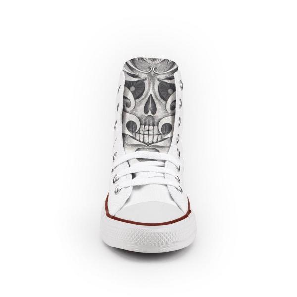Drawn shoe all star Converse Star  High All