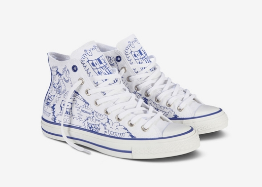 Drawn shoe all star Art of purchase & store