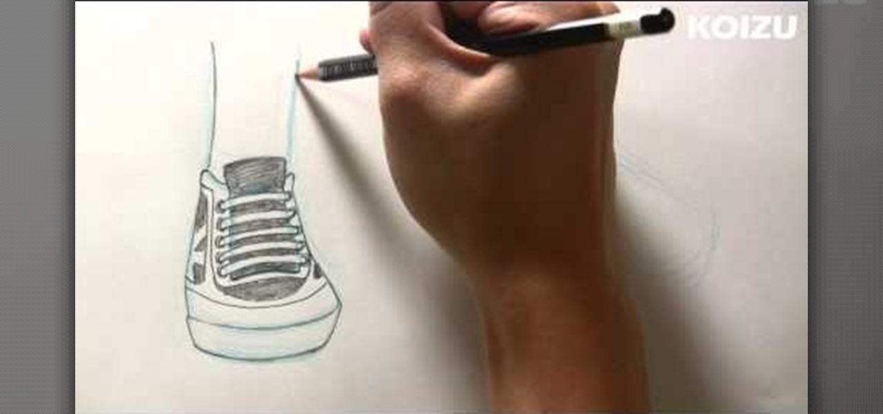 Drawn shoe anime boy Drawing a shoes & manga