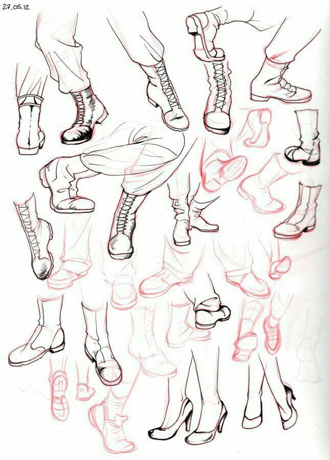 Drawn shoe anime boy Draw Best Manga/Anime Draw Pinterest