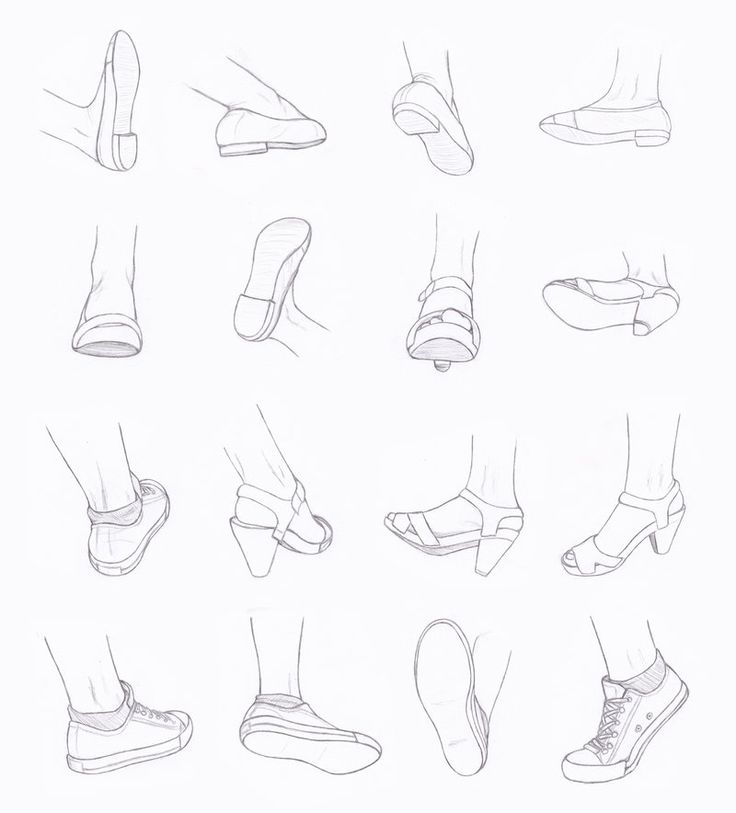 Drawn shoe anime character Best Feet Shoe TipsManga DrawingDrawing
