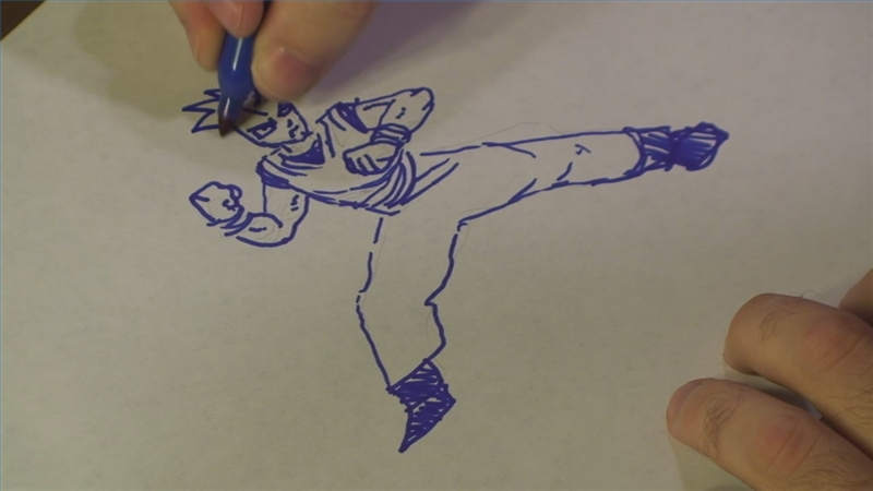 Drawn shoe anime guy Male Drawing Anime to images
