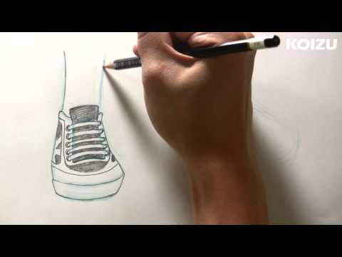 Drawn shoe anime guy (part How 1) Shoes! Manga