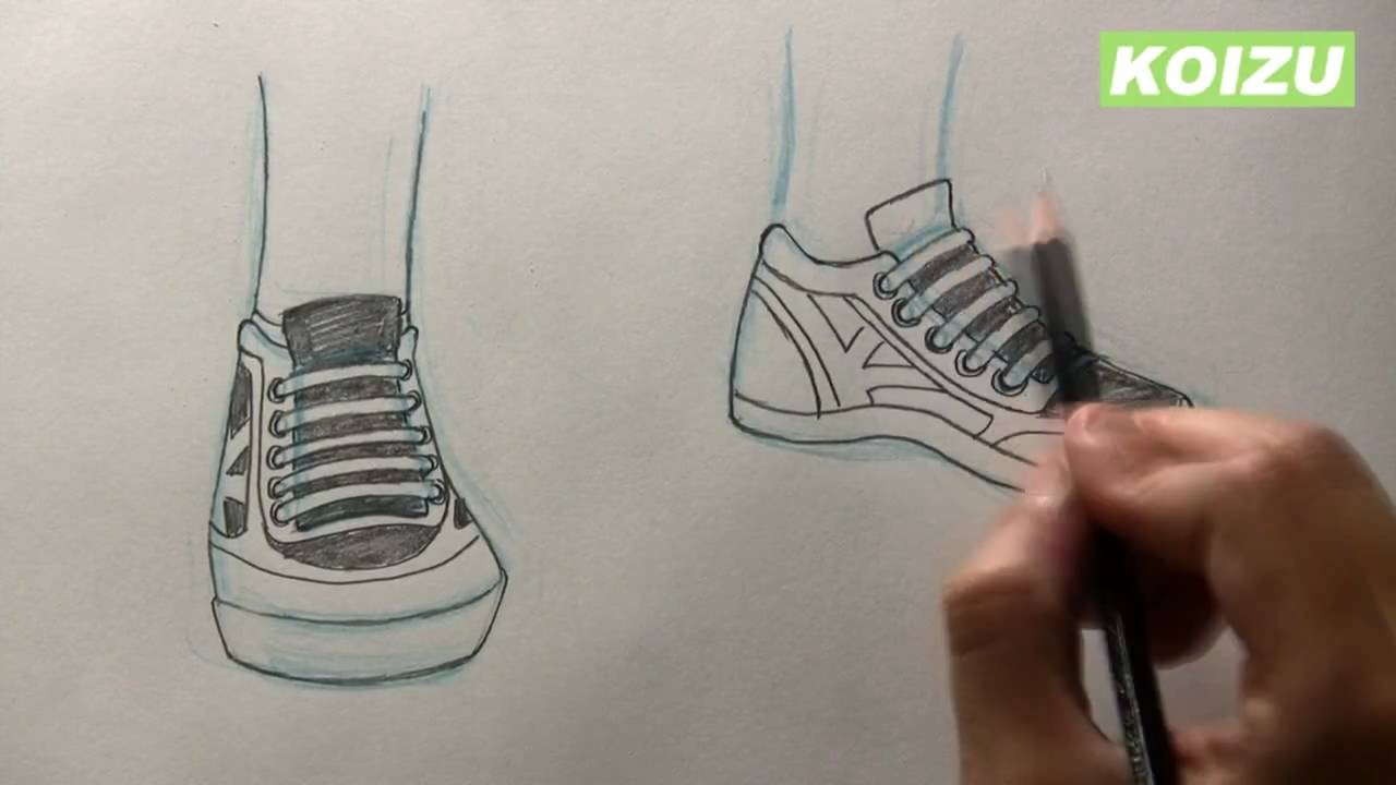 Drawn shoe anime guy (part How 2) Shoes! Manga