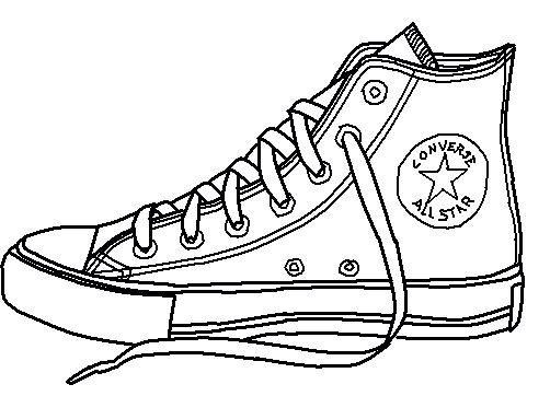 Drawn shoe art Clip Free Clip Download Free