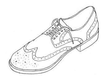 Drawn shoe art & Definition  Drawing Video
