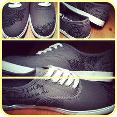Drawn shoe awesome ~ all drawn etsy shoes
