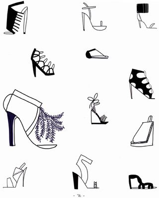 Drawn sneakers cute shoe Shoes 12 ways draw the