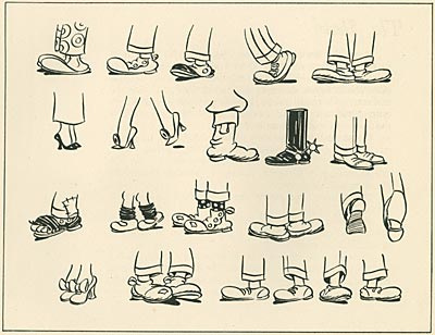 Drawn shoe cartoon SNAP: How How Cartoons School