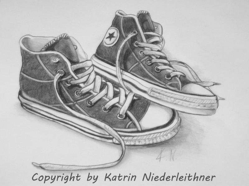 Drawn shoe chuck taylors Tumblr: on katarzynajaskiewicz prints bags