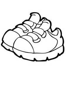 Drawn shoe coloring sheet Colouring Coloring Pages outline Pages