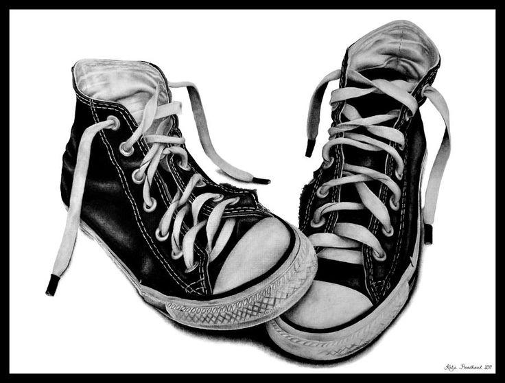 Drawn shoe converse CONVERSE**** Converse 109 Pinterest images