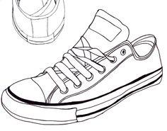 Drawn shoe converse Www converse  dawntroversial The