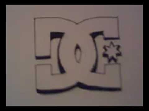 Drawn shoe cool shoe A how draw logo YouTube
