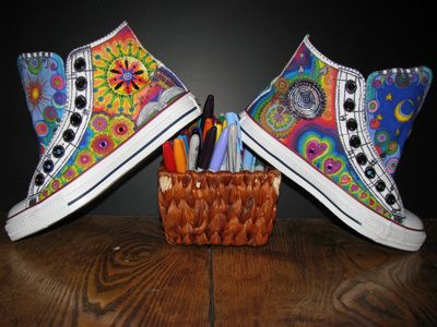 Drawn shoe cool shoe Sharpies draw converse to images