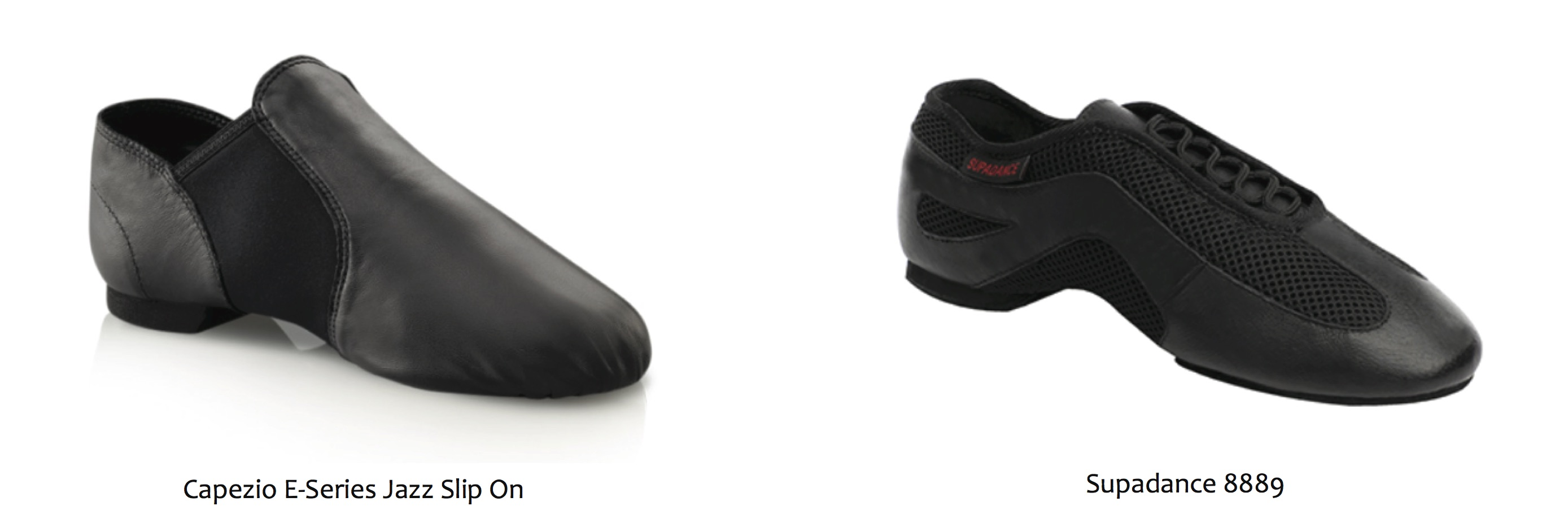 Drawn shoe dance shoe Comfortable on floor shoe are