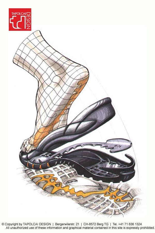 Drawn shoe design sketch basketball On Design 713 more Find