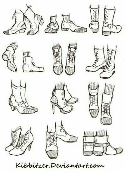 Drawn shoe drawing Ideas text; shoes draw 20+