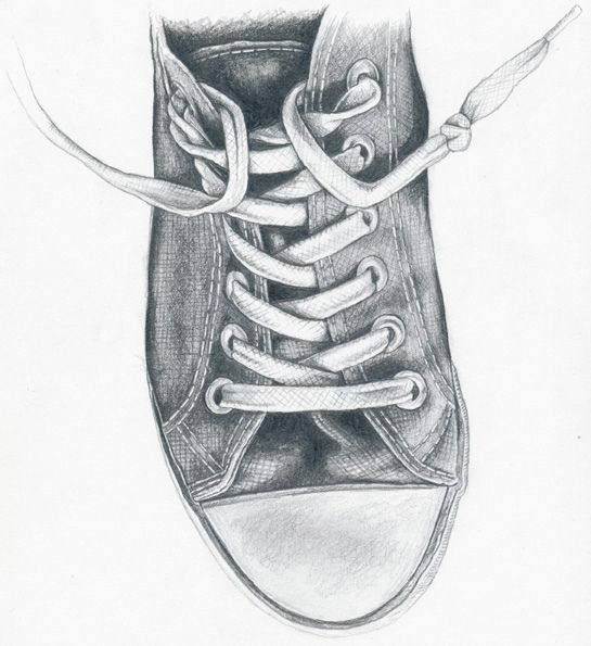Drawn shoe famous artist Draw Pinterest The McLean Christina