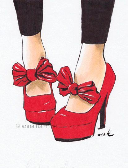 Drawn shoe fashion sketch Shoes Fashion shoes on Pinterest