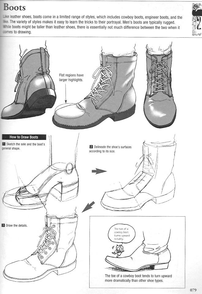 Drawn shoe foot Person Boots dress art draw
