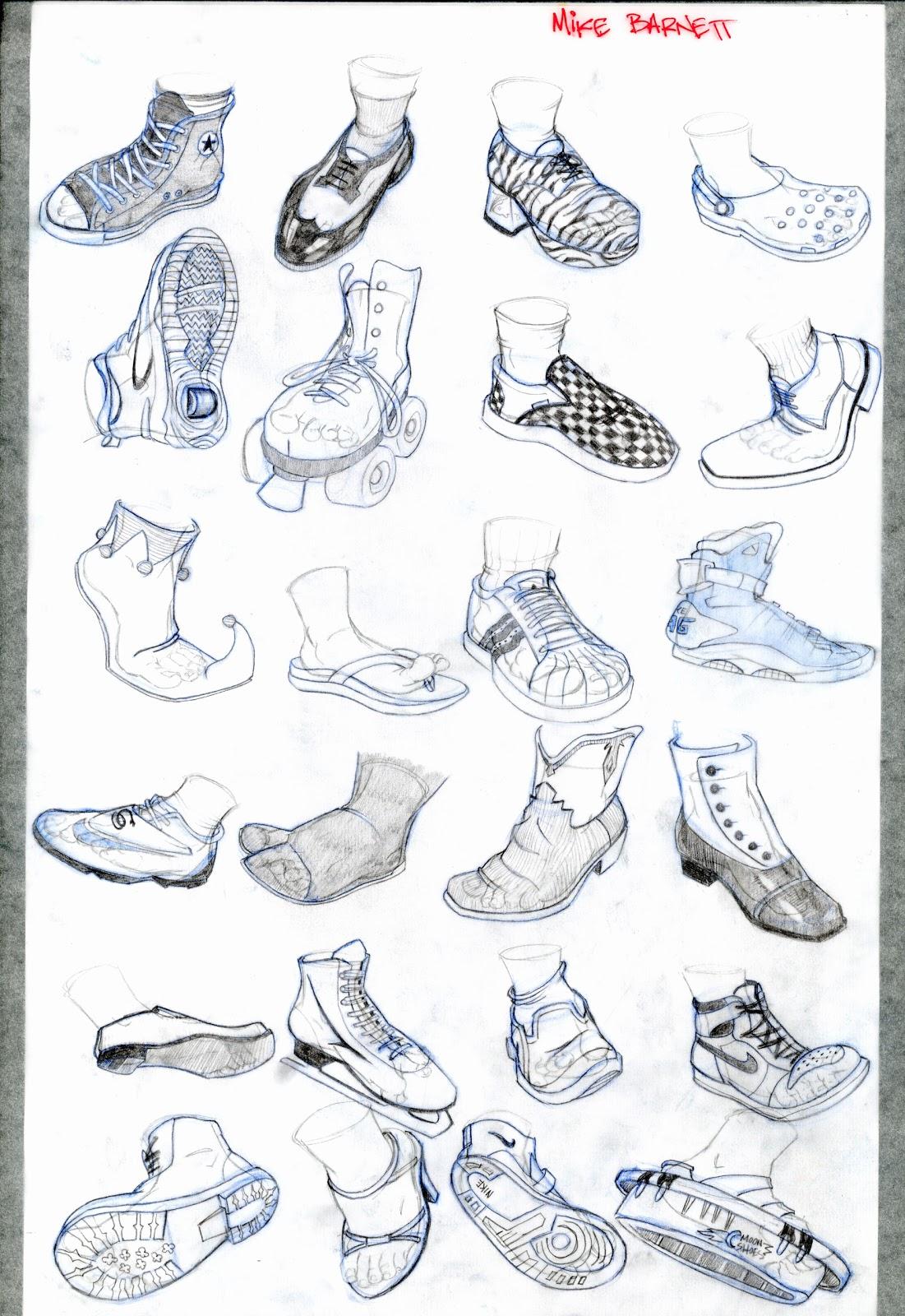 Drawn shoe foot Shoe Anatomy Shoes Skills Foot