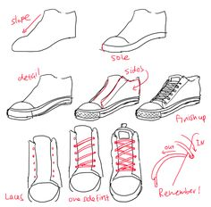 Drawn shoe front view Pinterest helps Inspiration & HEyYO