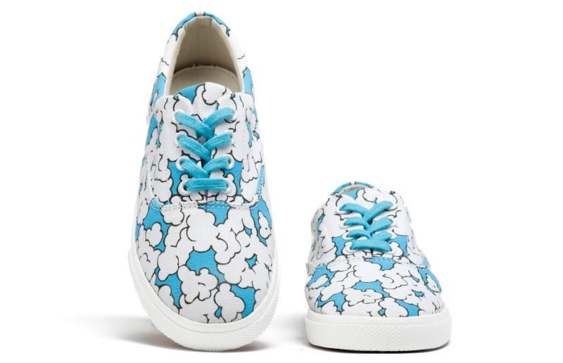 Drawn shoe have been Kids' Cool Picks to Bucketfeet