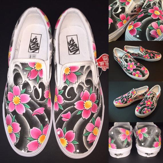 Drawn shoe japanese #8
