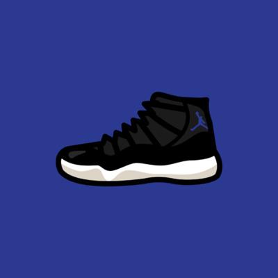 Drawn shoe jordan 11 11 Spaces Favorite Pinterest Places