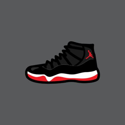 Drawn shoe jordan 11 782 on Zapatos Pinterest Jordan