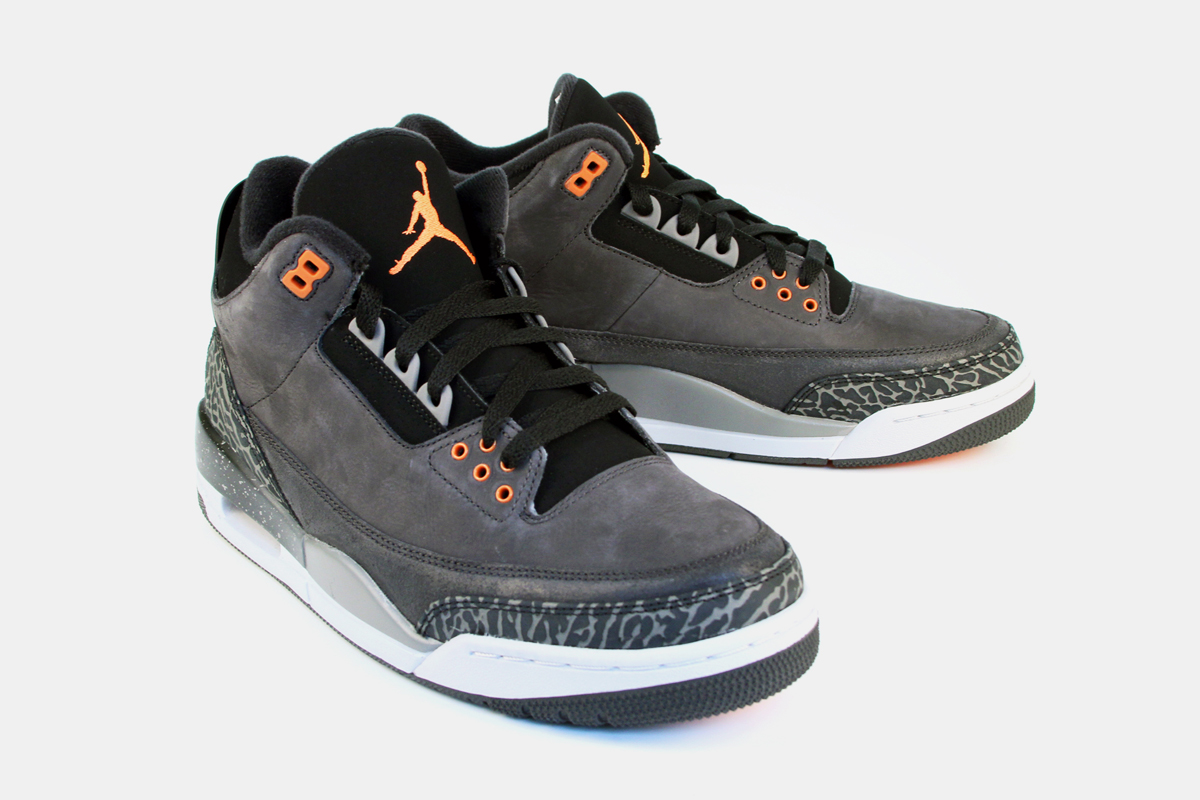 Drawn shoe jordan 3 And UBIQ Air the Journal