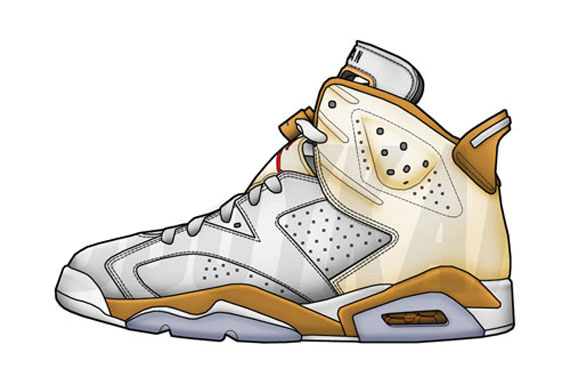 Drawn shoe jordan retro Shoes of Jordan Air Fall