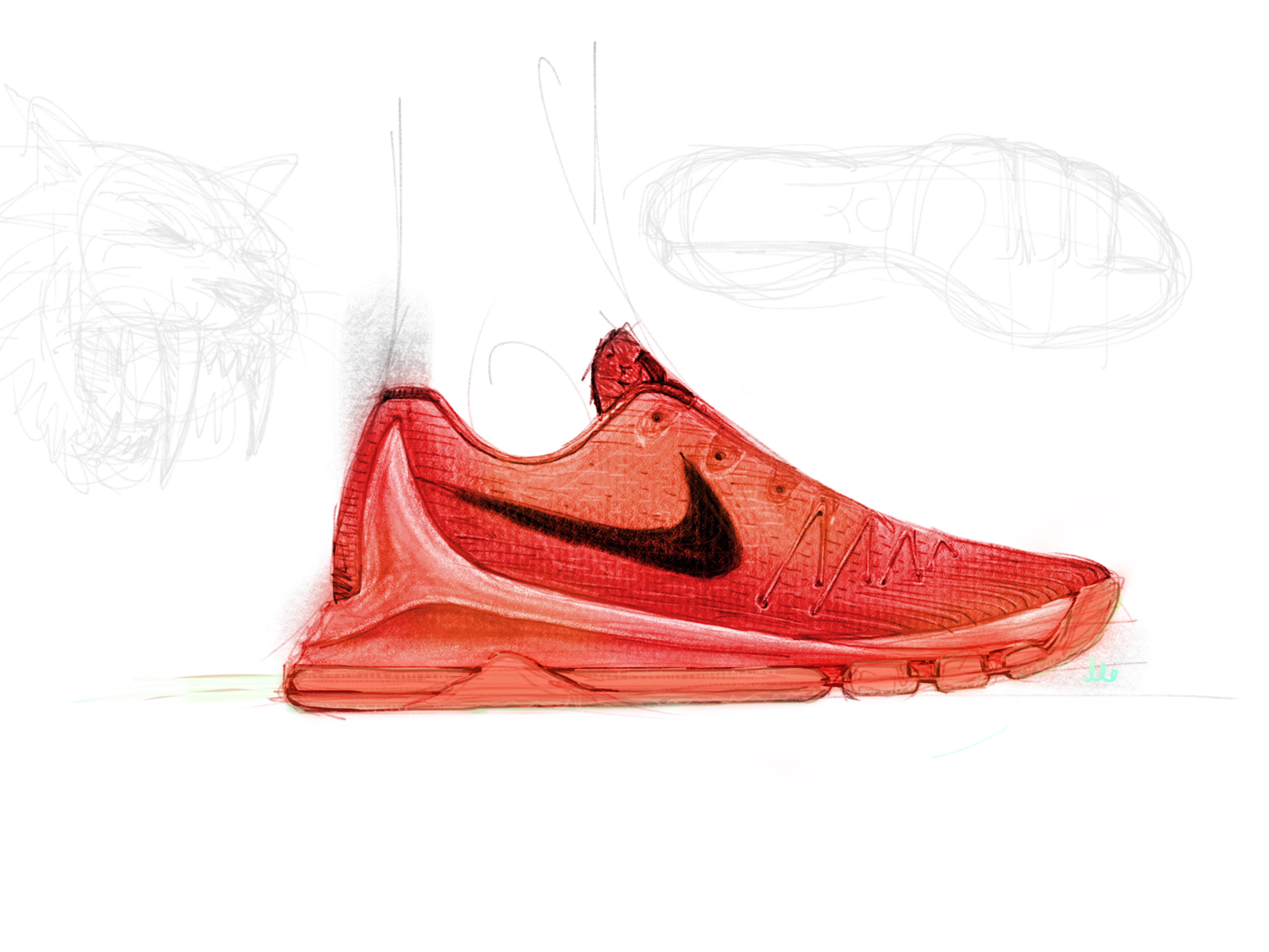 Drawn shoe kd shoe News Articulated KD8 LO Combines