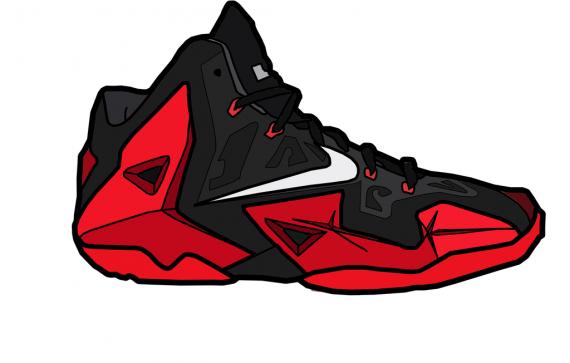 Drawn shoe kd shoe Lebron shoes shoes  drawing