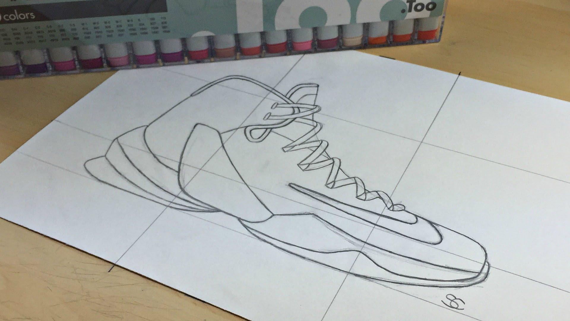 Drawn shoe lebron shoe 13 Elite How Elite To