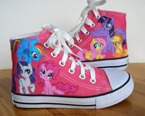 Drawn shoe mlp #12