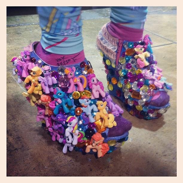 Drawn shoe mlp My My Pinterest ♥ Pony