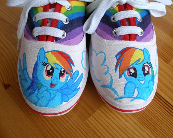 Drawn shoe mlp #10