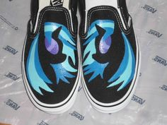 Drawn shoe mlp Little Pony Custom Converse Silhouette