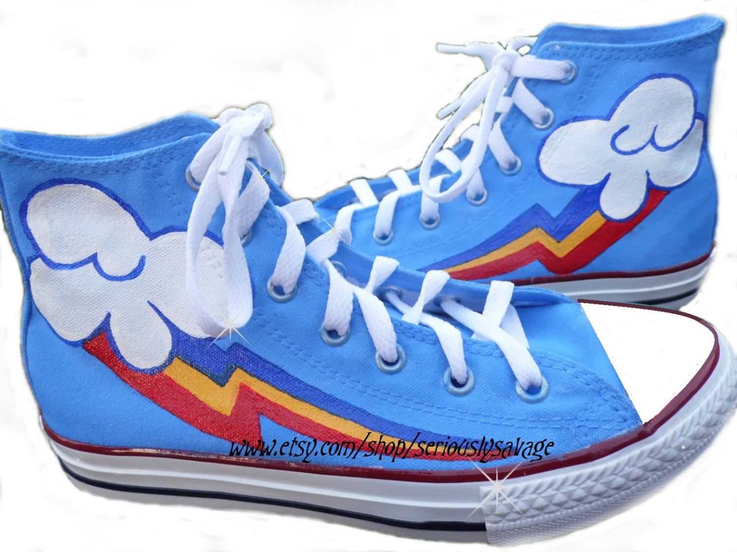 Drawn shoe mlp Children Painted ANY Custom Painted