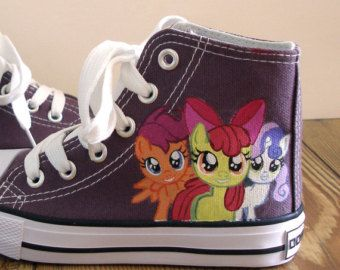 Drawn shoe mlp #7