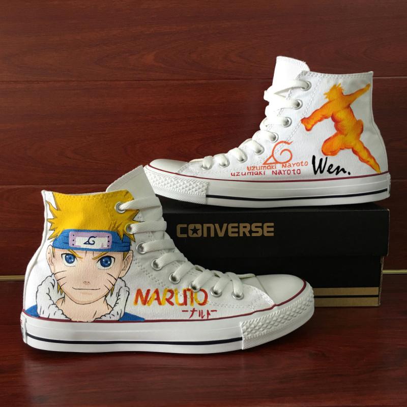 Drawn shoe naruto Shoes Christmas All Shopping Women