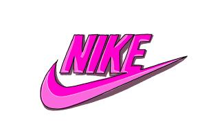 Drawn shoe nike sign To by to DrawingNow Logo