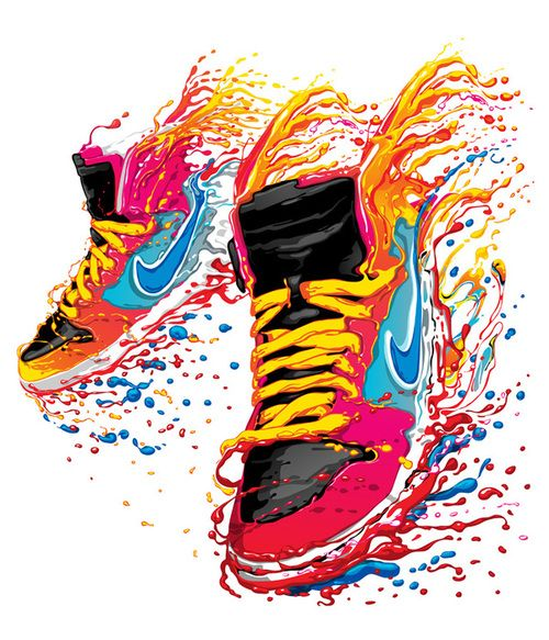 Drawn shoe nike sign Magnificent images Sneaker best 98