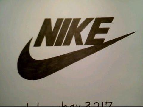 Drawn shoe nike sign To NBA Drawing Drawing #23