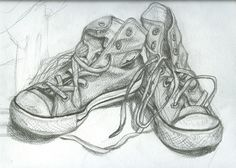 Drawn shoe old pair 35 of boots printables of