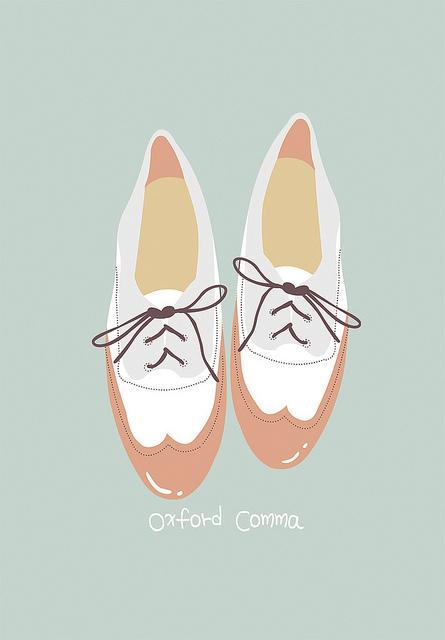 Drawn shoe oxford shoe #6