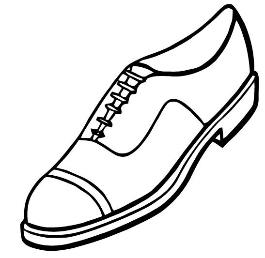 Drawn shoe oxford shoe #14